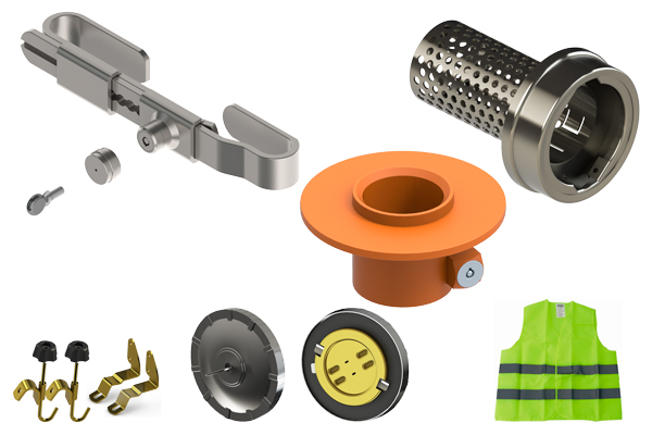 SAFETY AND ANTI-THEFT SYSTEMS