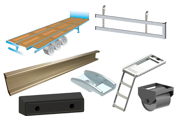 PLYWOOD BOARDS-CHASSIS