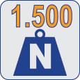 1500n