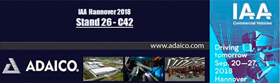 ADAICO en IAA COMMERCIAL VEHICLES 2018