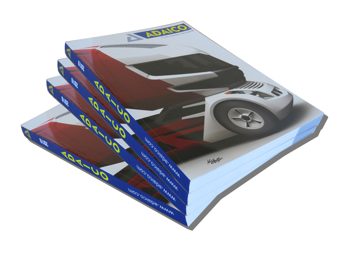ADAICO publie son nouveau Catalogue d'accessoires de Carrosserie pour Camions et Véhicules Industriels