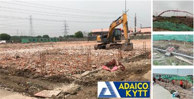 Nuestro grupo abre  una Segunda fábrica en China