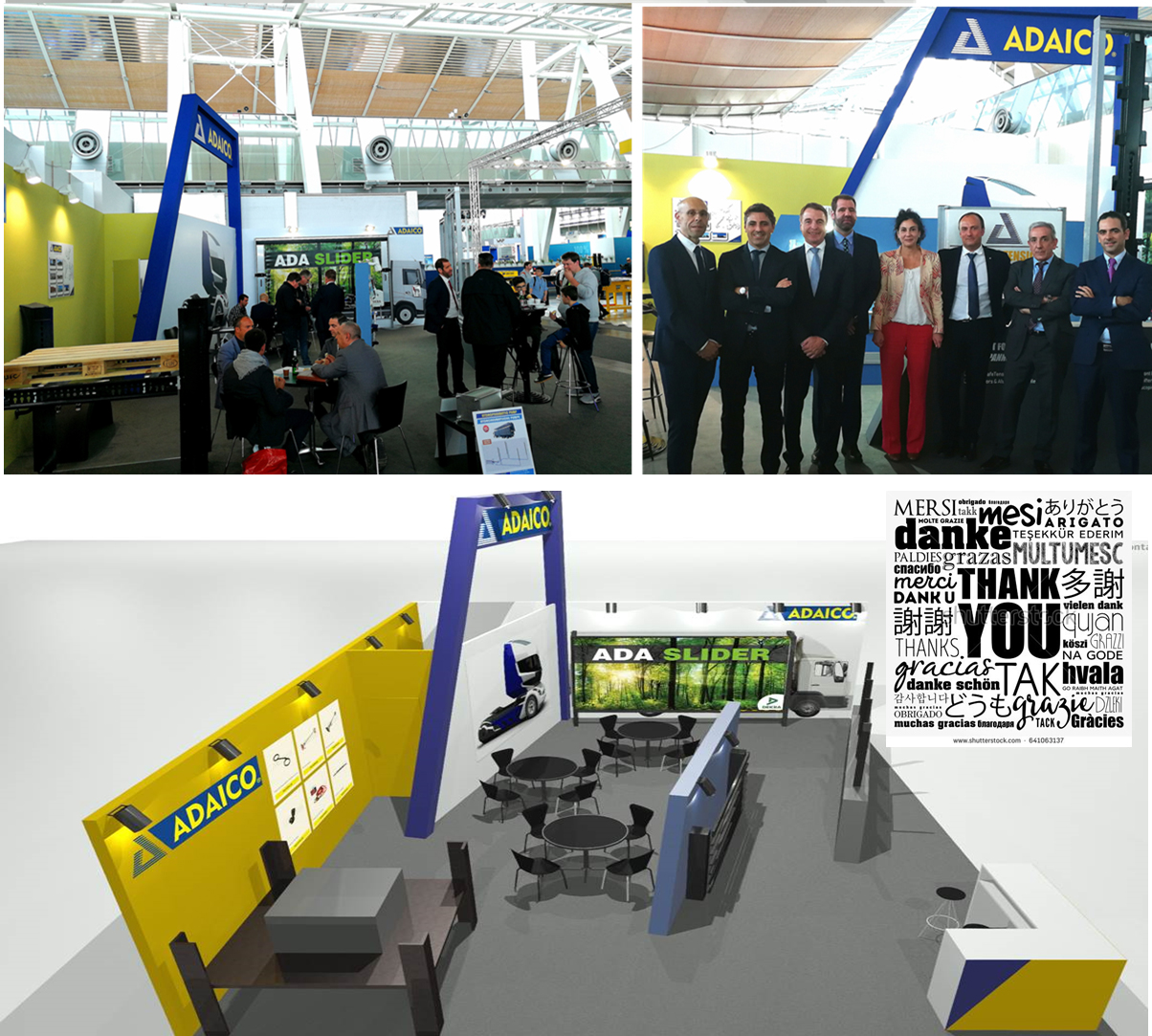 SUCCESFUL PARTICIPATION AT THE IAA HANNOVER 2018